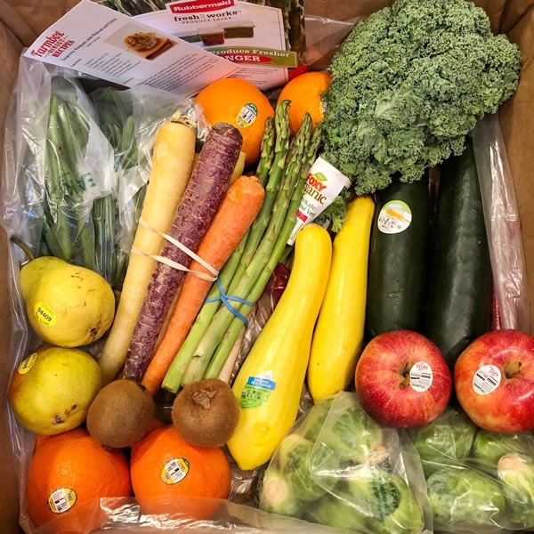 Farmbox Direct Organic Box