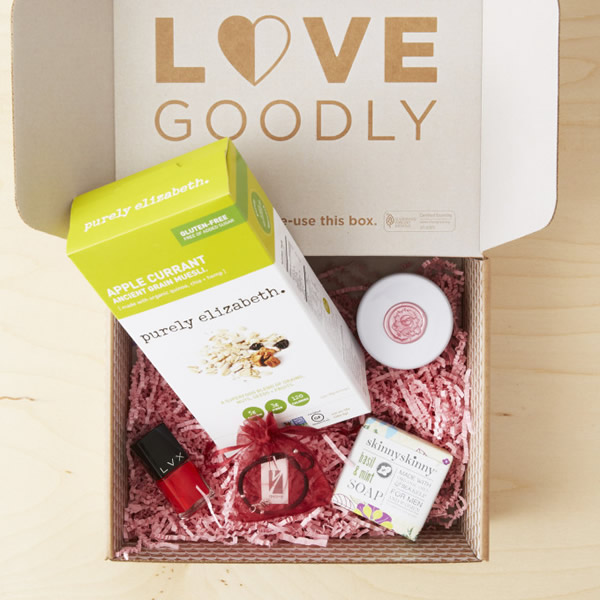 Love Goodly Beauty Box 2020