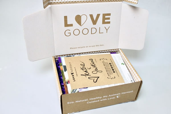 Love Goodly Susbscription Box 2020