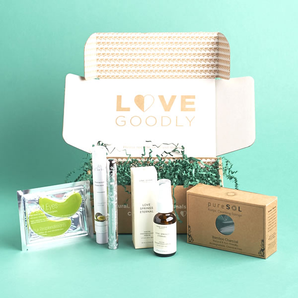 LoveGoodly box
