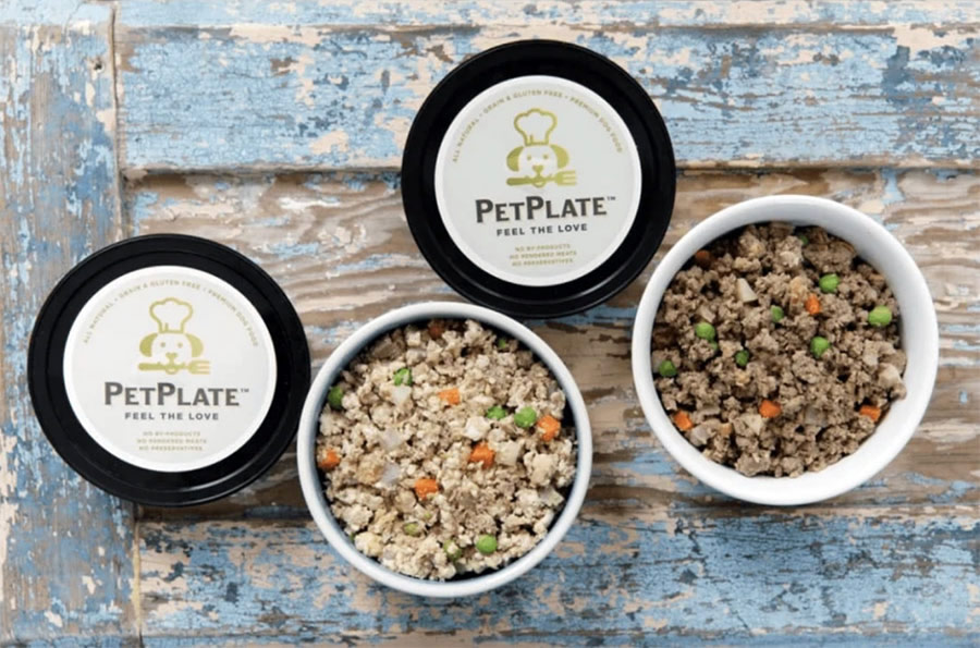 PetPlate Dog Food