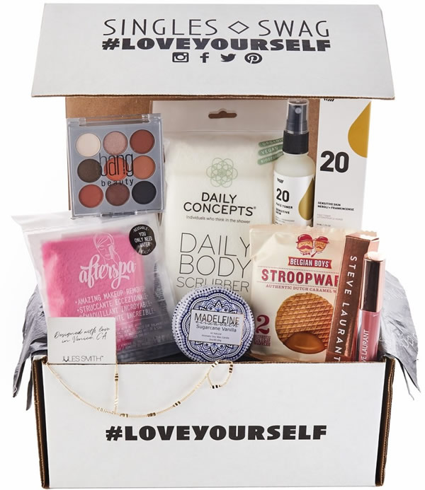 Singles Swag Beauty Box
