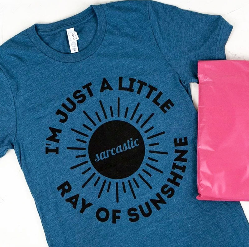 Smartass & Sass 'Shirt Only' Subscription