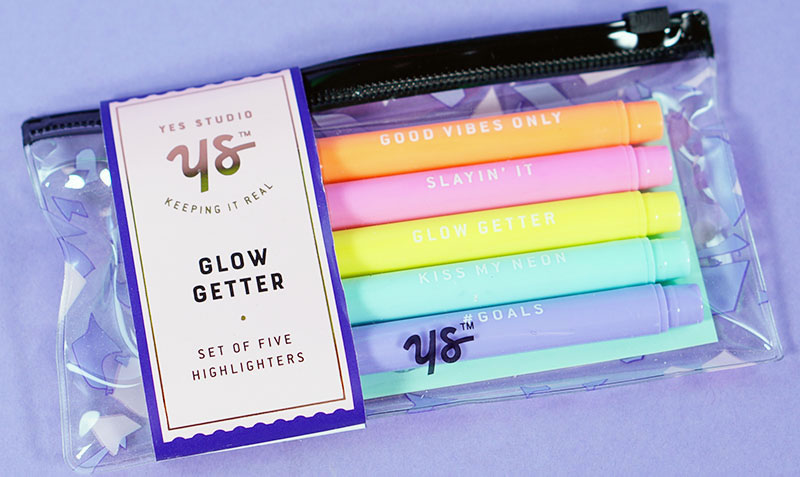 Yes Studio Glow Getter Highlighter Set