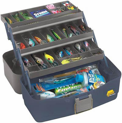 Warriors Tackle Supply Bait Box