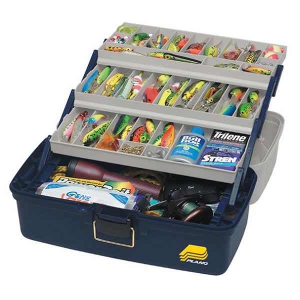 Warriors Tackle Supply Tackle Box